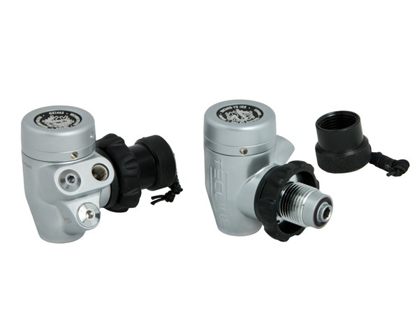Bild von Tecline V 2 ICE I-st stage regulators set L + R