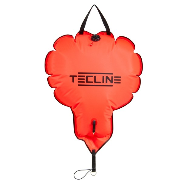 Bild von TecLine LIFT BAG - BALOON 50 KG (110LB), ORANGE