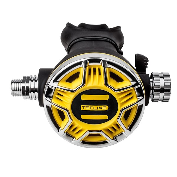 Bild von TecLine II-ND STAGE TEC2 OCTO YELLOW - EN250A